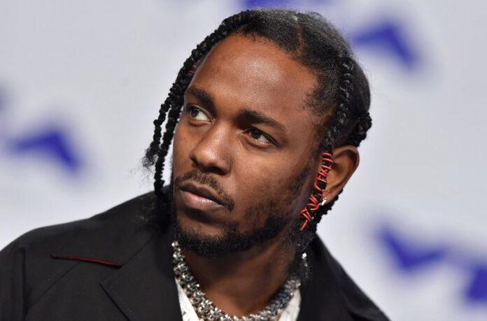 Kendric Lamar lança disco e aparece no topo do Spotify