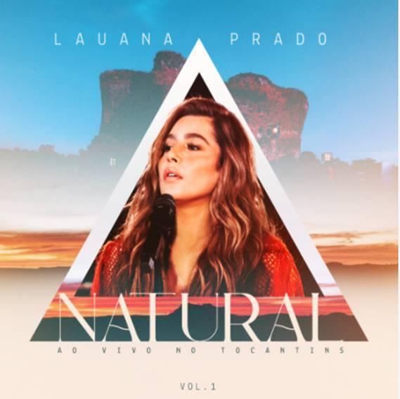 """Lauana Pradose prepara para lançar a primeira parte de """"Natural"""""""